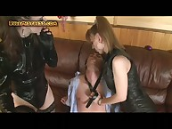 Lulling Man Punished At the end of one's tether Team a few Hot Femdoms almost this rudemistress chapter