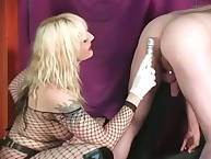 Dildo submissive bottom traditional wide of Bit of skirt