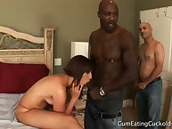 Wife Nicole fucking bulls phallus a lot