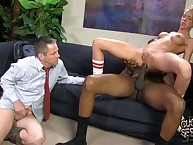 Sweet wife Kaylee Hilton was drilled by her black bull