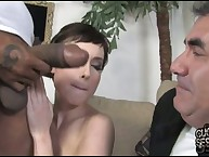 Hotwife Shane receives nookie