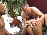 Cuckold femdom suck and fuck