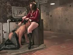 Fetish femdom porn