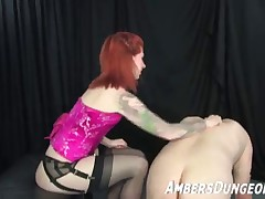 Submissive Alex was tormented