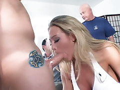 Ass worshipping with villein for mistress