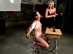 Slave acquires mistreated by his mistress