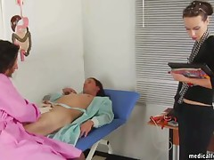 Some more pain and humiliation from nurses