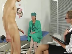 Teen from school will smack and bite his cock