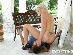 Slave humiliated by wonderful Alexis Texas