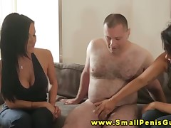 Perverted sex actions with  Dominatrixes and slaves