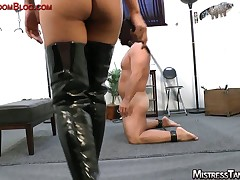 Give the sack licking and learn of torture