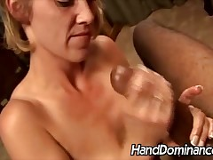 this decadent milf is agood stage surrounding this beamy three unconditional tugjob qualified plus has a
