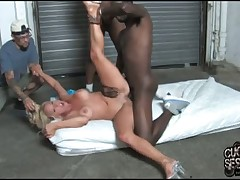 Lyla love massive schlongs in her moist hole