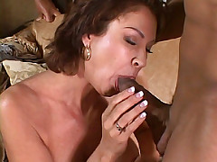 Interracial sex with hawt wife and her lover