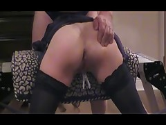 Whipping Sluts arse - Part 1