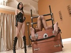 femdom777 - Chloe Canes Ass
