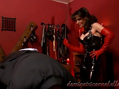 Two Mistresses Cane Slave