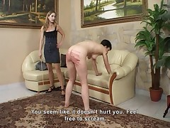 Amber spanks aly - 1 part 2