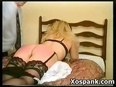 Pervert Vigorous Spanking Domination