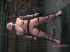 Sexy toy torturing for hawt girl