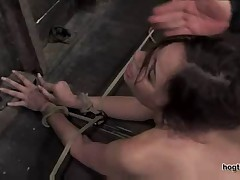 Amber rayne tied up and fucked...4Twenty!!!