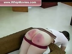 Take Good Care - Hard Strapping and Spanking