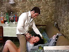 Handcuffed with an increment of fucked - Injurious fucked