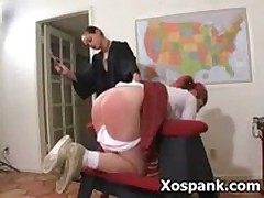 Kinky Erotic Spanking Gal Masochiatic Sex