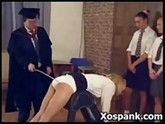 Spanking Girl In Extreme Fetish Porn