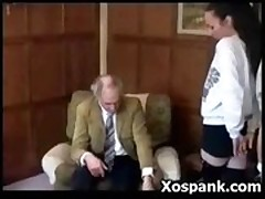 Spanking Girl In Seductive Fetish XXX