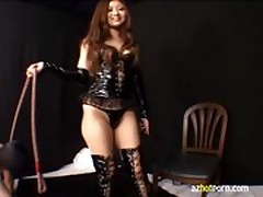 Bondage Addiction Asian Femdom Part 1