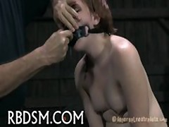 Torturing beauty&#039_s fuck holes
