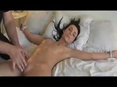 tied up orgasm