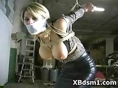 Horny Young Teen BDSM Hardcore Penetration