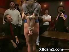 Masochiatic Bdsm Babe Extreme Punishment