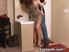 Bondage Girl Spanked Explicitly