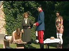 HARD SPANKING - Garden Party