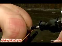 Japan Lesbian Slave Marica Bondage Device Torments