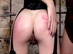 Hollis Ireland and Miss Crash lesbo BDSM