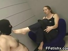 Foot Fetish Teen In Extreme Fetish XXX
