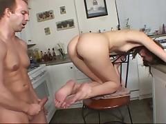 Eat My Feet 2 - foot fetish threesome