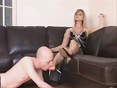 Mistress Valkyrie Foot Worship