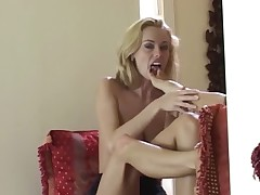 Anita Dark & Teanna Kai Foot Fetish