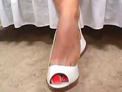 Awesome Foot sex