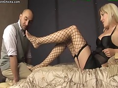 Princess Sierra - Foot Worship