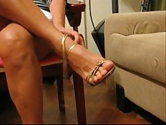 brazilian foot worship