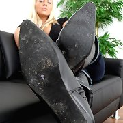 Dirty boots for you