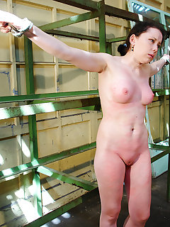 4 of Rose in bondage got harsh punishment
