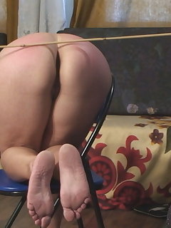 10 of Jade - caning in Several Positions (angle 2)