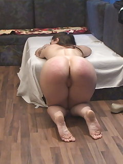 10 of Viola - caning in Several Positions